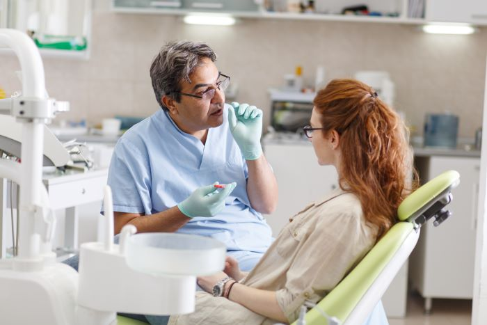 Dental Implants Advantages